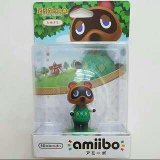 Nintendo Amiibo Animal Crossing - Tanukichi