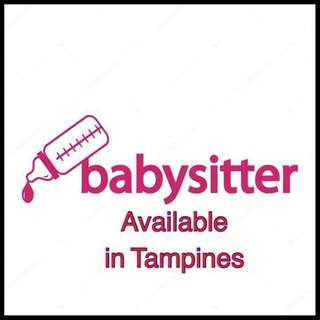 Baby sitter available in Tampines