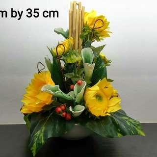 Flowers Faux Arrangement AAA0181