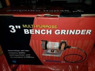 "3"" Multi Purpose Beach Grinder"