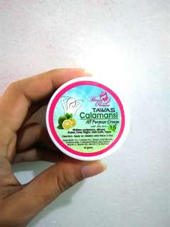 Tawas Calamansi cream