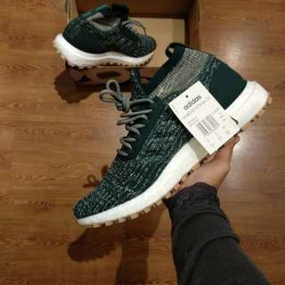 (Best Seller) Adidas Ultra Boost ATR Mid Trace Green
