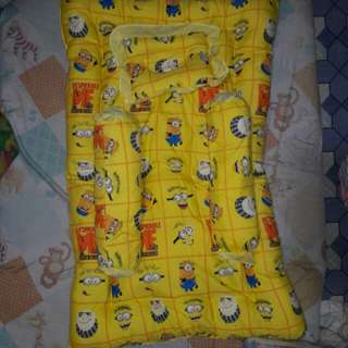 Baby bedding set Minions