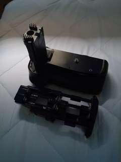 Canon EOS 70/80D Vertical Battery Grip (BG-1T)