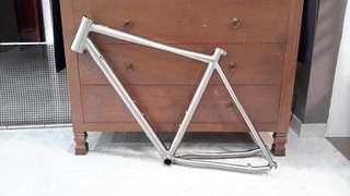 Titanium Road / Cyclo Cross / Touring Frame