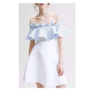 Off Shoulder Dress #MidMay75 #wincookies