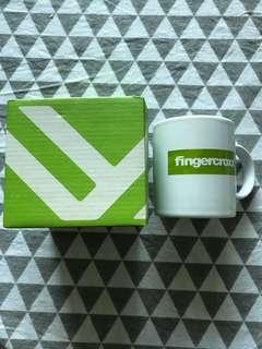 Fingercroxx coffee mug 杯
