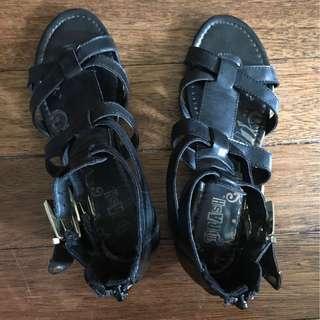 Repriced! Gladiator Sandals