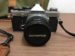 Olympus Om2 Lens and Body and winder