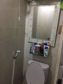 Di jual apartemen di sentra timur .2 kamar tidur..full furnished minus mesin cuci