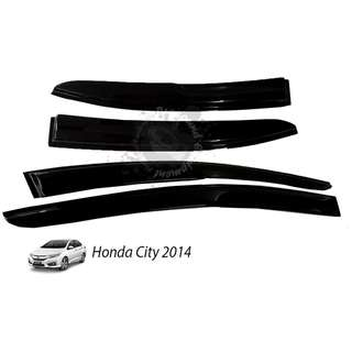 HONDA CITY 2014 ABOVE CAR DOOR VISOR