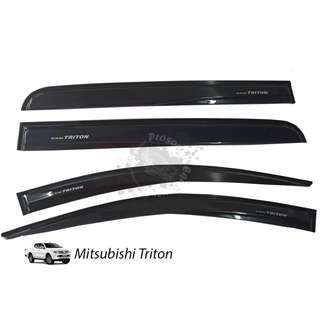 MITSUBISHI TRITON ABOVE CAR DOOR VISOR