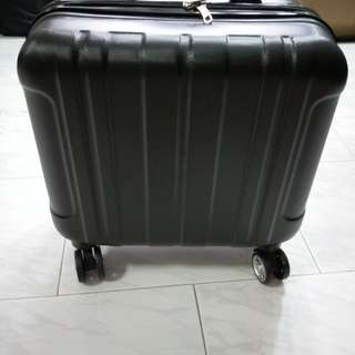 Used 17 inch luggage in good condition
