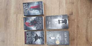 Mark Lawrence's story books (ALL)