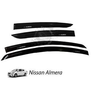 NISSAN ALMERA ABOVE CAR DOOR VISOR No Ratings