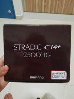 Stradic C14+ 2500HG