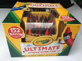 Crayola Crayons 152pcs
