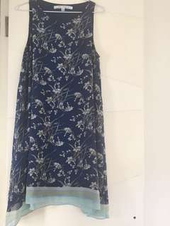 Max Studio sleeveless dress size XS