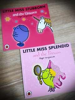 LITTLE MISS - SPARKLE SERIES