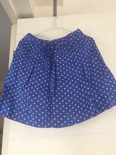 J.Crew Linen Skirt