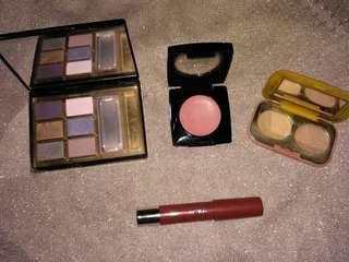 Take All Eyeshadow Concealer Blush Lipstick