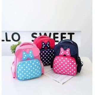 K-Backpack Mini Mouse