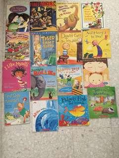 Scholastic preschool readers