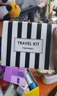 Tony Moly Travel Kit
