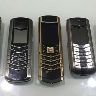 WTB: Vertu Signature S/ Nokia 8800 Arte USED HIGH PRICE GUARANTEE. Selfcollect $CASH$