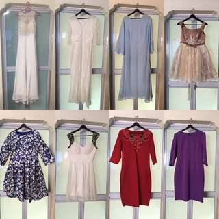 Gowns (Clearance: 0121-0132)