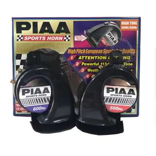 PIAA AUTOMOTIVE SPORTS HORN LIGHT WEIGHT SUPER HORN (500/600Hz)