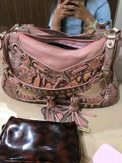 Vincis bench cute bag