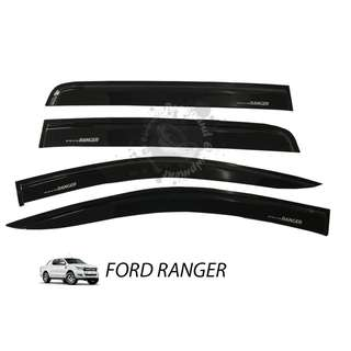 FORD RANGER DOOR VISOR
