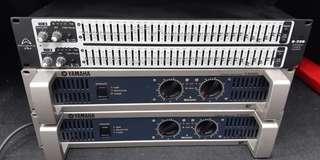 set sound system