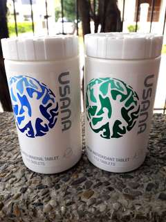 Usana Essentials (30 pieces each)