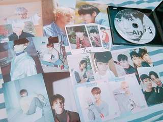 Seventeen Item mostly Jun and Jeonghan