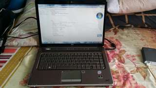 "HP Pavilion Dv5-1199ee Entertainment Notebook  PC 15"""