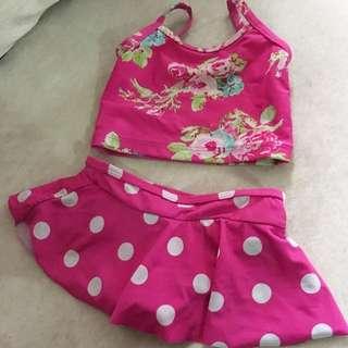 Monsoon UK Baby Girl Swimsuit 12-18m