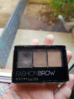 Maybelline Fashion Brow Dark Brown