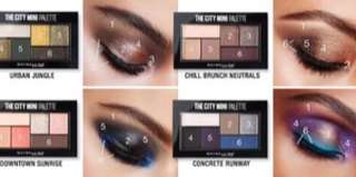 Maybelline City Pallete