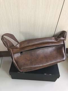 GGOODSTUFF leather bag