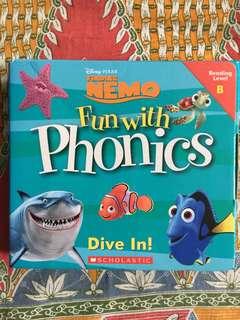 Nemo: Fun with Phonics