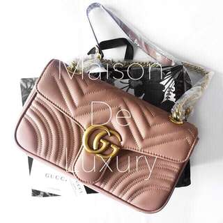 📦Carousell Customer Order - Gucci GG Marmont Shoulder Bag