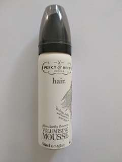 Percy and reed volumising mousse 50ml