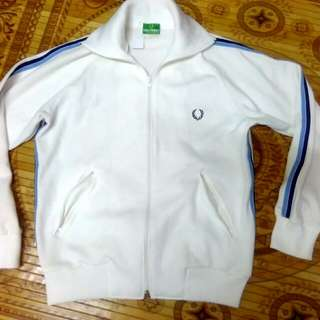 Vintage fred Perry track top 80s made japan