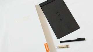Stylus Pen + Notepad for Lenovo Yoga Book tablet
