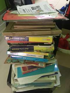 SPM books (all)