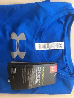 Under Armour/Girls/T-shirts/Filles/Chicas