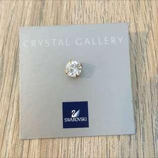 Swarovski Crystal Lapel Pin - Free Postage!