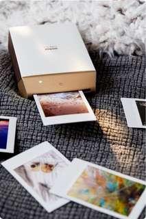 Instax Polaroid Printing Service on the Fujifilm Instax Share Printer SP2!